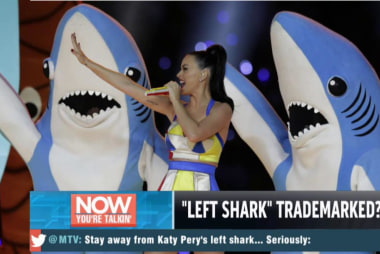 Katy Perry's lawyers: Hands off 'left shark'