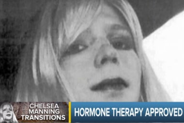 Army says yes to Chelsea Manning hormones