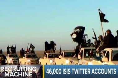 ISIS Twitter takeover?