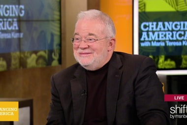 Jim Wallis: Race, fear roadblock immigration