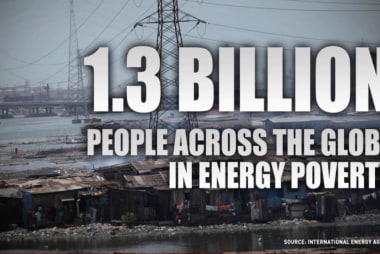 How to improve energy poverty in the US