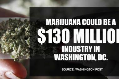 Marijuana is now legal in DC