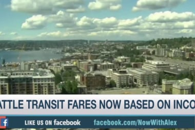 Incoming changes for Seattle transit