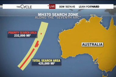 Where is MH370 one year later?