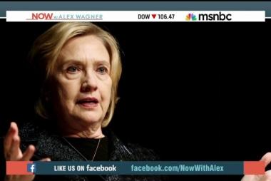 Hillary Clinton's got mail