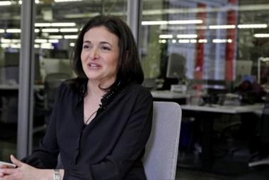 Sheryl Sandberg: 'Choreplay is real'