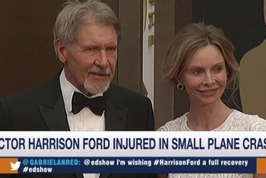 Harrison Ford survives plane crash