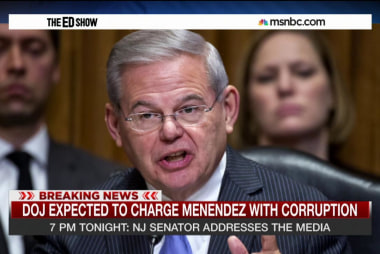 Menendez faces potential corruption charges