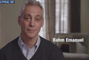 Rahm could lose re-election