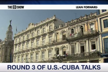 US-Cuban embassy on the horizon