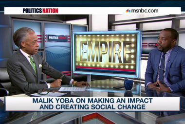 One-on-one with Malik Yoba from 'Empire'