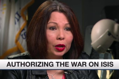 Rep. Duckworth: New AUMF 'long overdue'