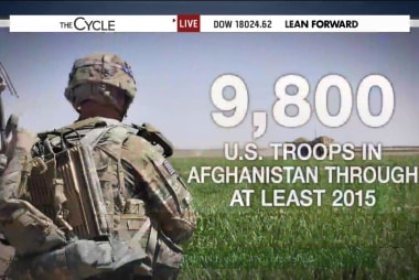 Troop withdrawal from Afghanistan slowed down