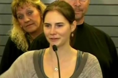 Amanda Knox murder conviction overturned
