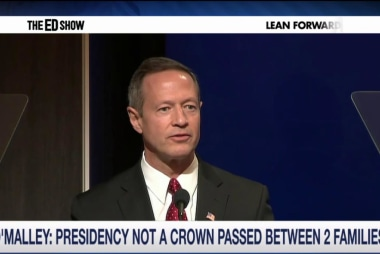 O'Malley calls for new blood in 2016