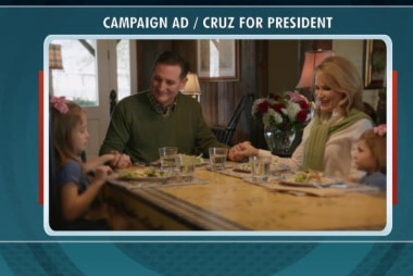 Ted Cruz releases first presidential ad