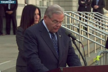 The case against Robert Menendez