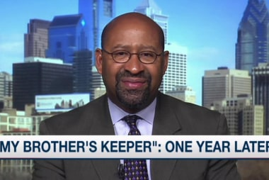 'My Brother's Keeper' one year later