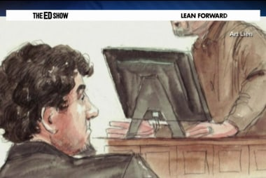 Tsarnaev found guilty on all 30 counts