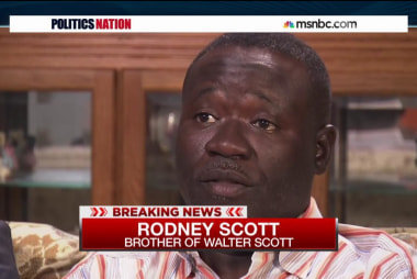 Family of Walter Scott speaks out