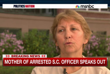 Officer Slager's mother speaks