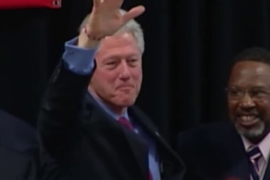 The Bill Clinton factor: What's his role?