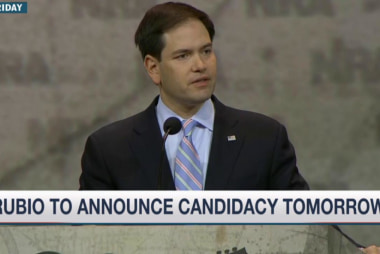 Will Marco Rubio be a formidable candidate?