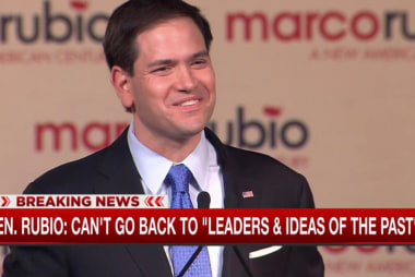 Marco Rubio kicks off White House run