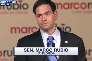 Rubio defends limited political experience