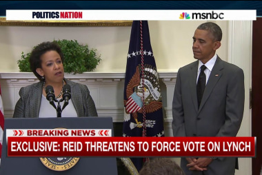 The Loretta Lynch vote: 159 days later