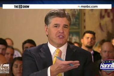 Presidential hopefuls court Hannity