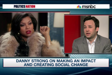 'Empire' comes to PoliticsNation