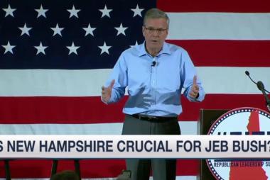 GOP hopefuls descend on New Hampshire