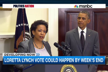 The big compromise for Loretta Lynch