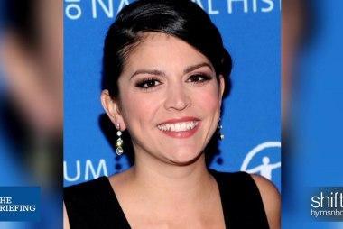 Cecily Strong preps jokes for WHCD