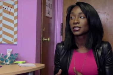 Transgender activism in the tech world