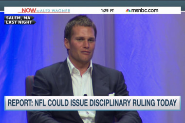 Did Tom Brady read the 'Deflategate' report?