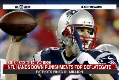 Tom Brady suspended