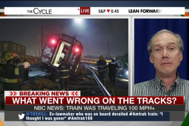 What went wrong on the tracks?