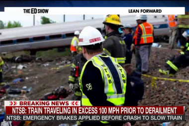 Hospitals treat hundreds following Amtrak...