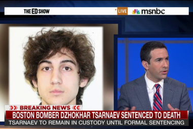 Boston bomber sentenced to death