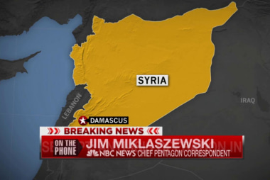 US officials describe intense anti-ISIS fight