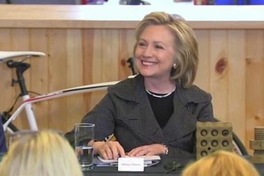 Does the media need Hillary Clinton?