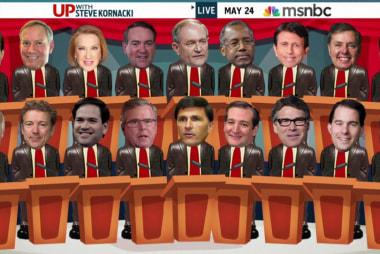 Deciding who makes the GOP debate cut