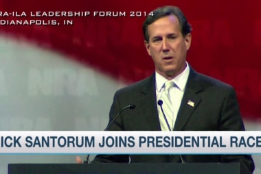 Rick Santorum's best moments