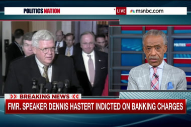 Dennis Hastert indicted on banking charges