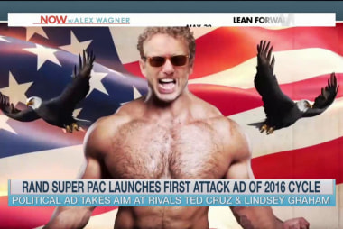 Rand Paul Super PAC's fiery attack ad