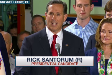 Rick Santorum 2.0: Can he succeed this time?