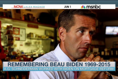 Remembering Beau Biden
