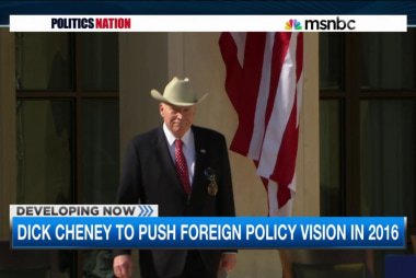 Dick Cheney to lead GOP foreign policy?